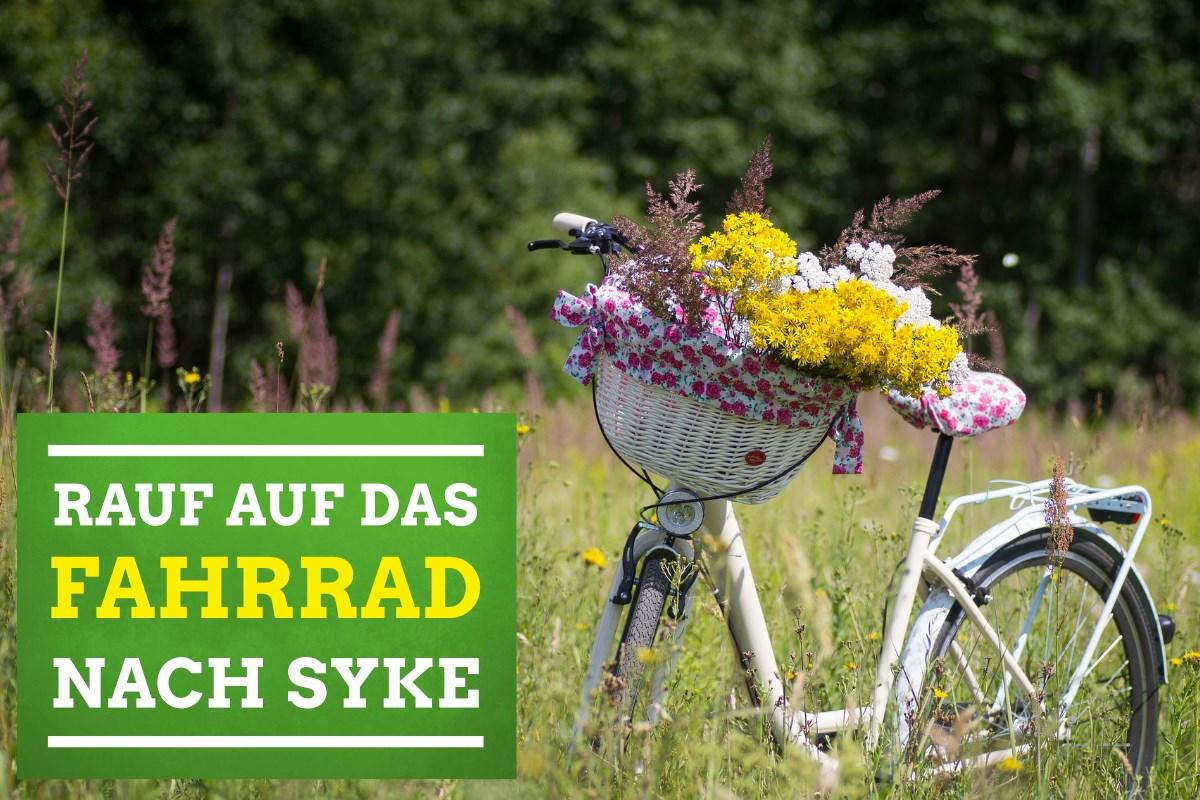 Einladung zu einer Sternfahrt am Samstag 11. Mai 2019 zum Europagarten in Syke